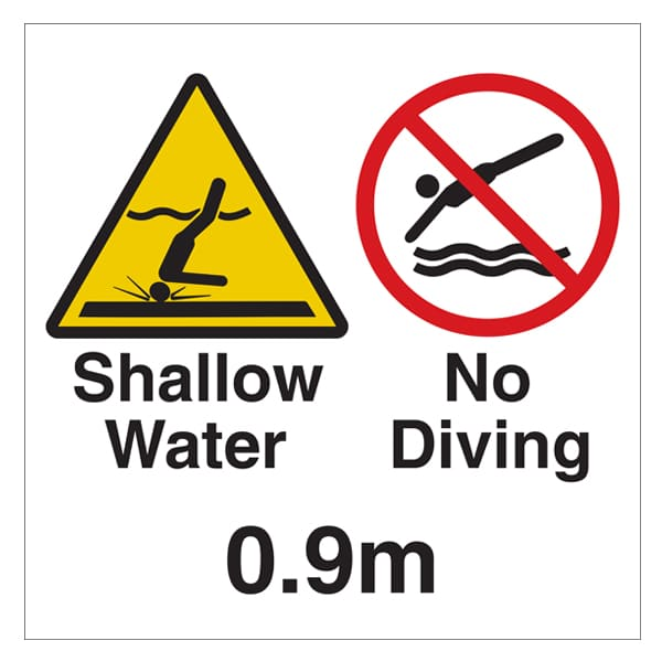 Pro Am Safety Signs